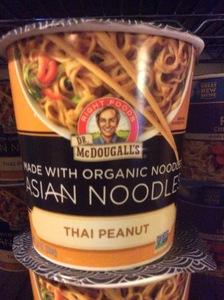 Soup-Cup-Dr. Mcdougall's Asain Peanut Noodle Cup